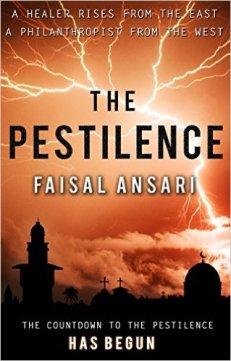 The Pestilence by Faisal Ansari book cover