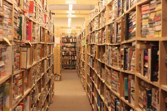 Book thrift store