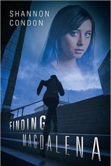 Finding Magdalena by Shannon Condon Book Cover