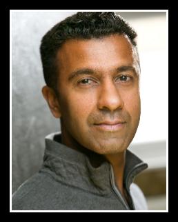 Faisal Ansari headshot