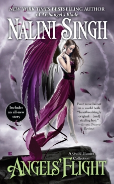 Angel's Flight by Nalini Singh Cover