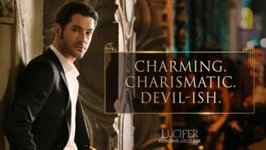 Charming. Charismatic. Devil-ish