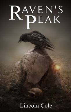Raven's Peak cover by Lincoln Cole