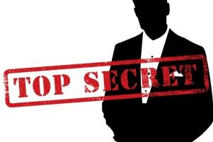 top secret - spy