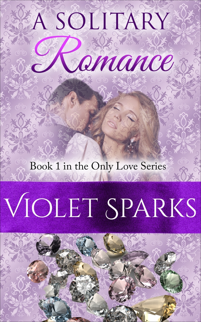 A Solitary Romance by Violet Sparks