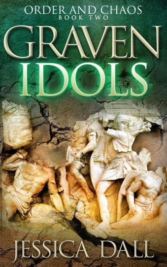Graven Idols by Jessica Dall